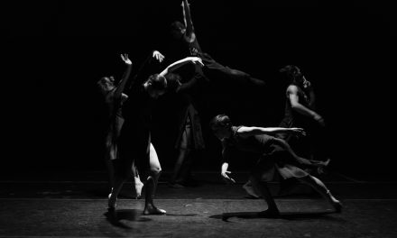 Kybele Dance Theatre Performs at the Théâtre Raymond Kabbaz in Los Angeles