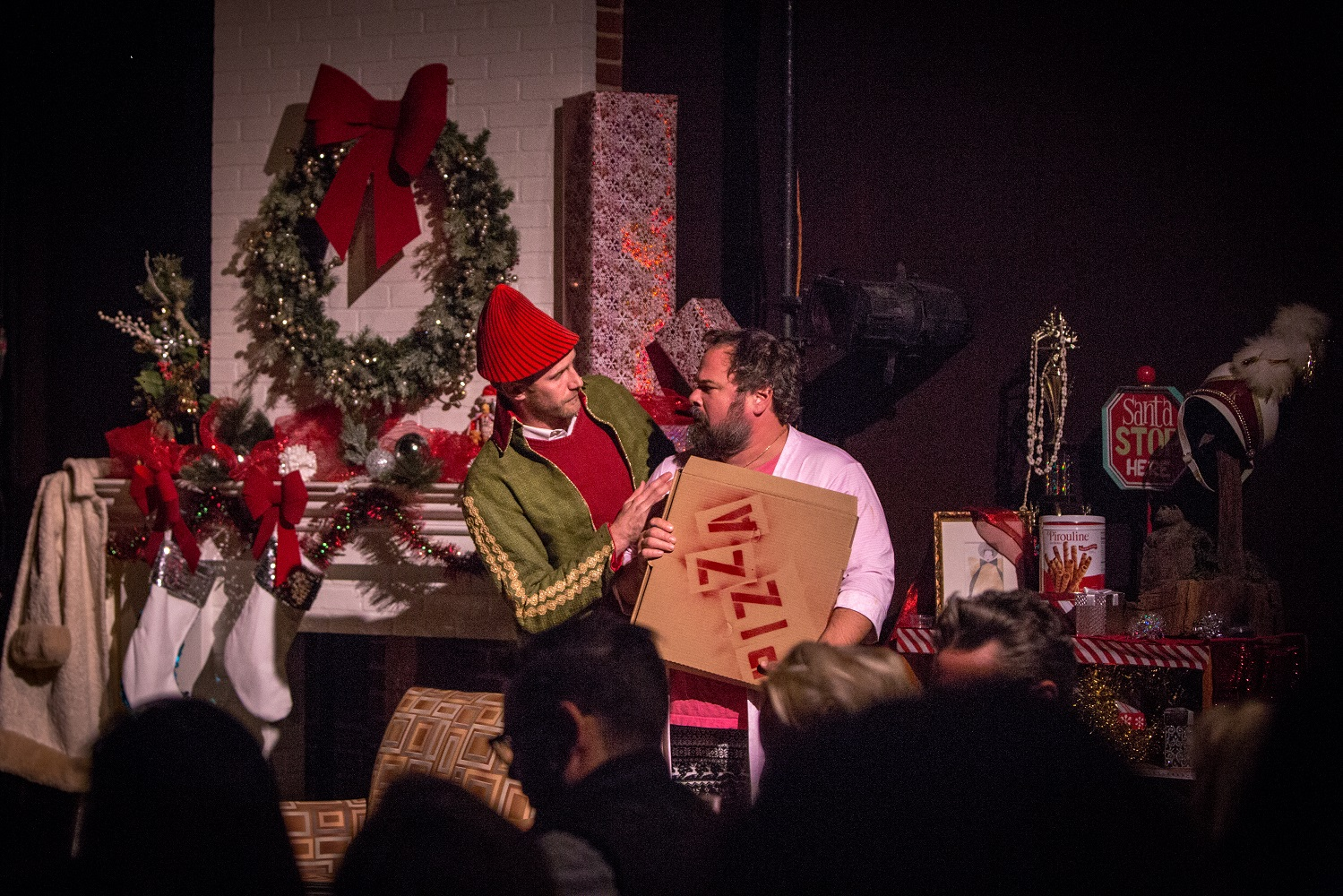 The 7th Annual Janky Christmas Show Sells Out The Bootleg