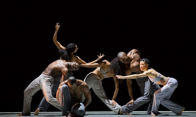 A Convergence of African-American Dance