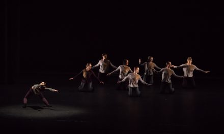 Review: Backhausedance Performs at the MUSCO Center