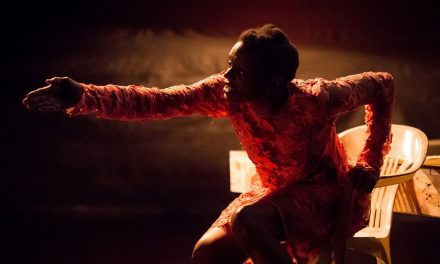 Review: Okwui Okpokwasili: POOR PEOPLE'S TV ROOM Mixes Fantasy with a Harsh Reality