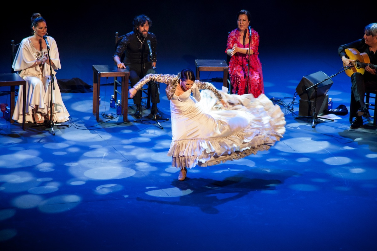 Los Angeles International Flamenco Festival. Photo by Alfred Mauve.