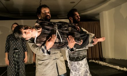 "Theatre Dybbuk Delivers a Gripping Play with ""Lost Tribes"""
