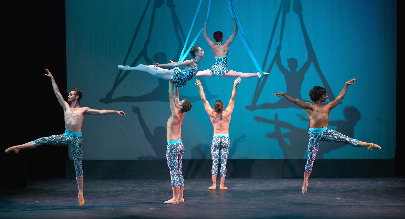 "Luminario Ballet Presents ""BREATHLESS"" at the El Portal Theatre: A Review"