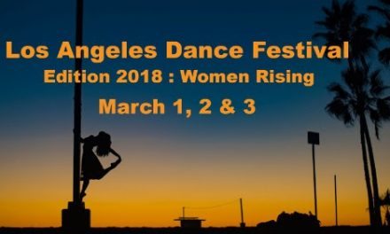 Los Angeles Dance Festival – Women Rising Opens at Théâtre Raymond Kabbaz: A Review