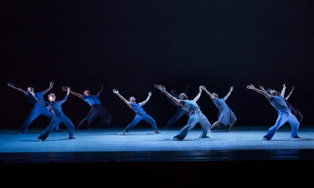 Alvin Ailey American Dance Theater Regales at Segerstrom Hall