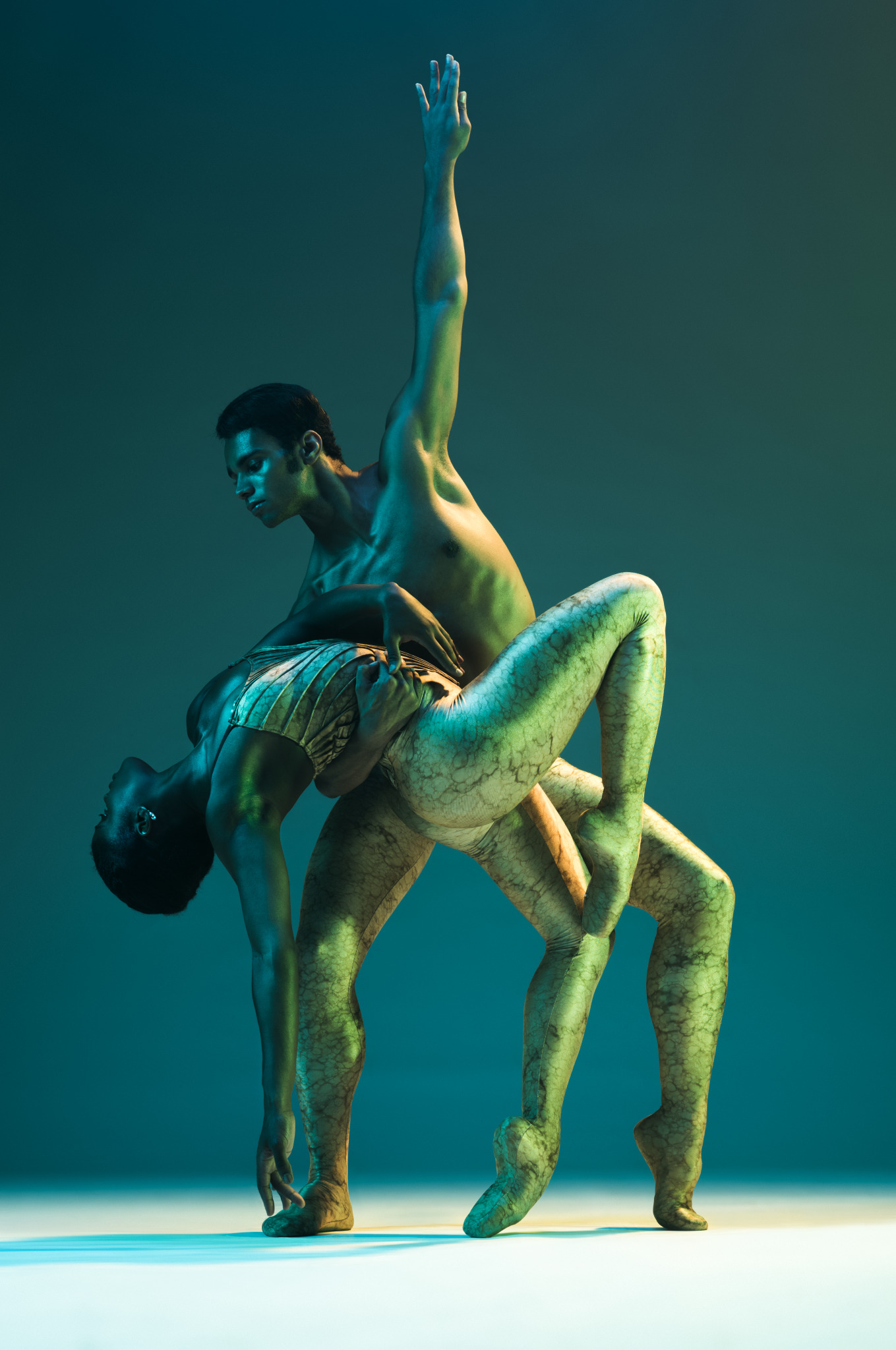 Dance Theatre of Harlem. Photo by Franc¸ois-Rousseau.
