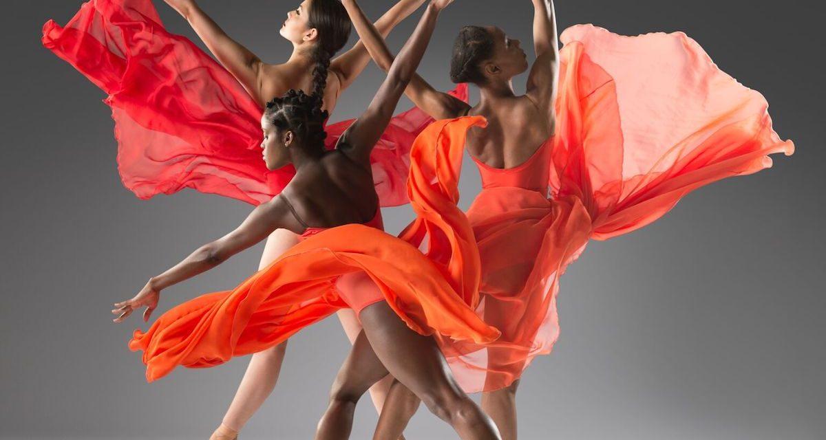Dancing Like Ballet's Comeback Kid