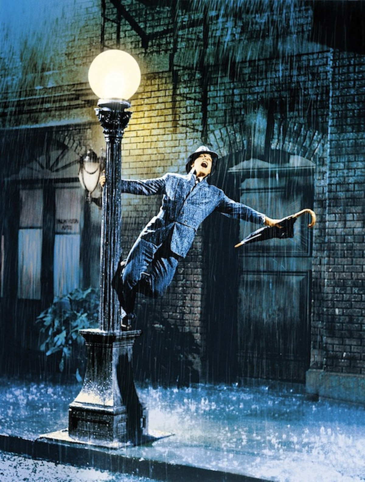 An Evening with Patricia Ward Kelly on Gene Kelly. Photo courtesy of the artist.