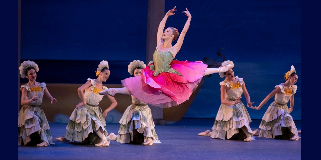 43f35c29780f LA's Nutcracker Series – Part II: Los Angeles Ballet's Updated Classic