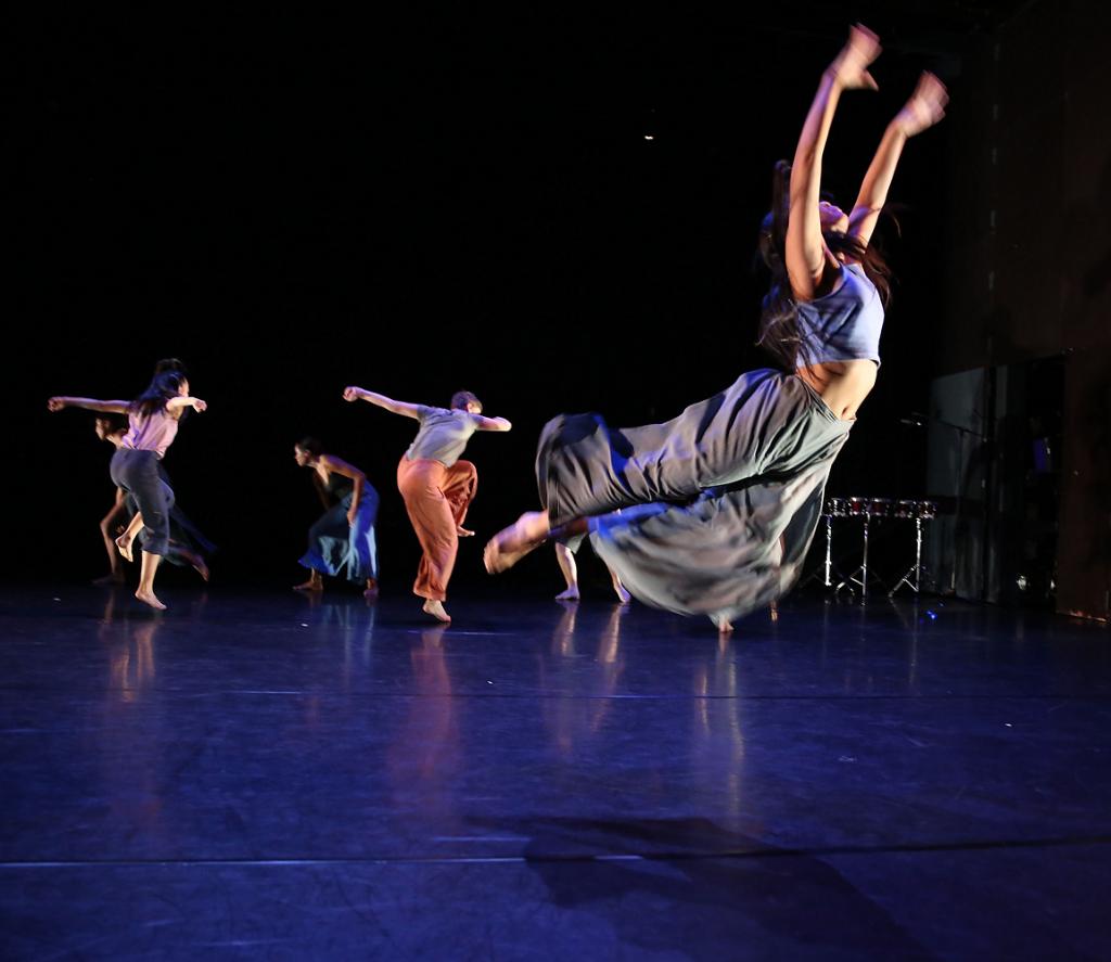 CalArts Presents Winter Dance: Works by Merce Cunningham