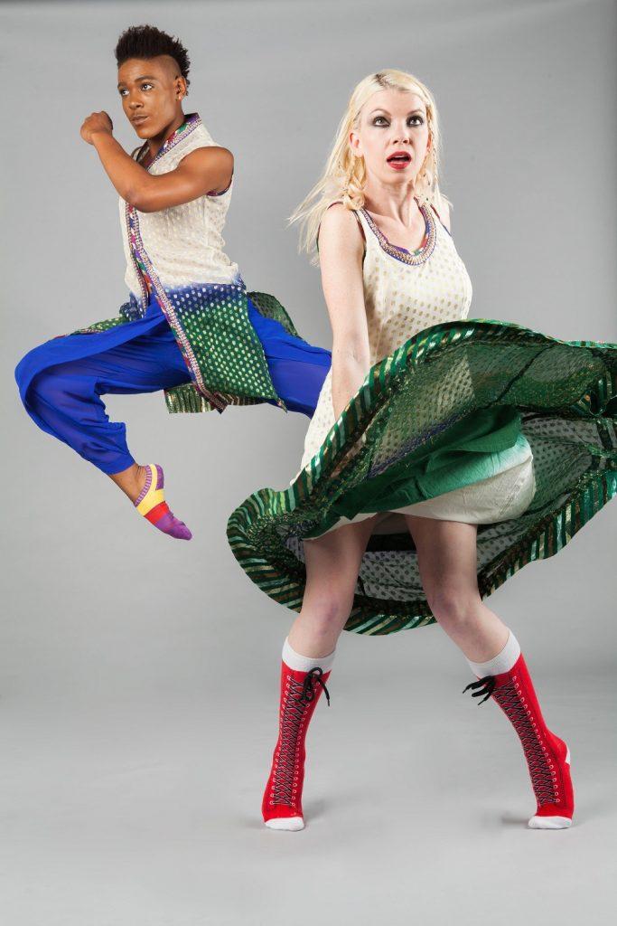 The Wallis Makes Big News with an all LA Based Dance Company