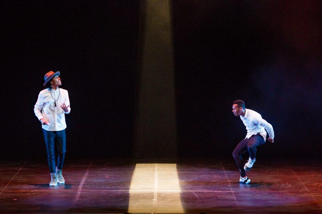 Jon Boogz & Lil Buck Heal Audiences through MOVEMENT, ART