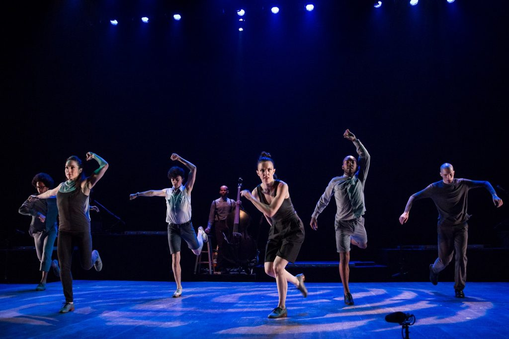 Dorrance Dance Transforms the Segerstrom Hall Stage into a